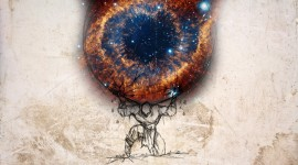All-Seeing Eye Wallpaper HD