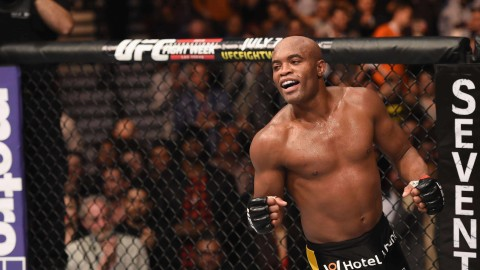 Anderson Silva wallpapers high quality