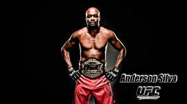 Anderson Silva High Quality Wallpaper
