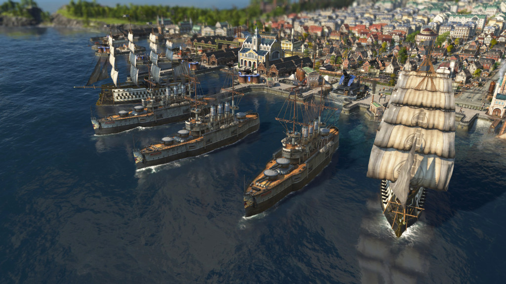 Anno 1800 wallpapers HD