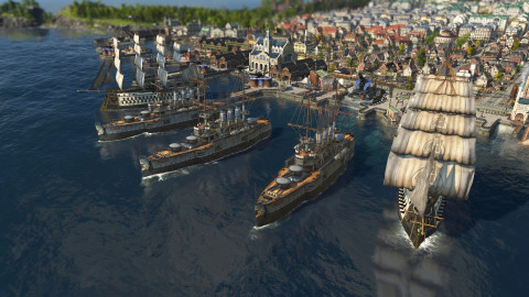 Anno 1800 wallpapers high quality