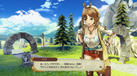 Atelier Ryza Image Download