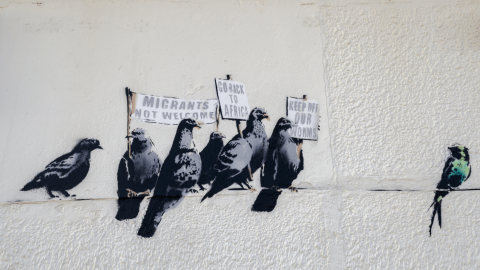 Banksy wallpapers high quality