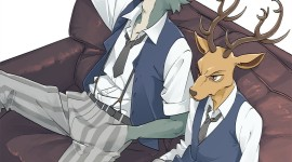 Beastars Wallpaper For IPhone