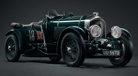 Bentley Blower Desktop Wallpaper Free
