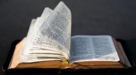 Bible Book Photo