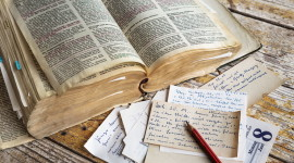 Bible Book Photo Free