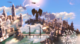 BioShock Infinite Desktop Wallpaper For PC