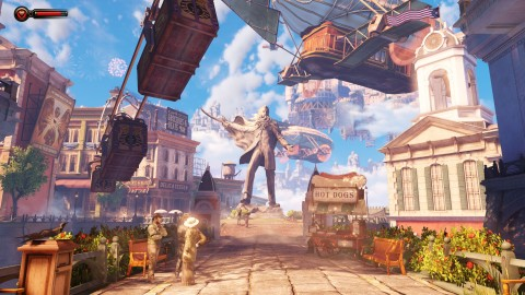 BioShock Infinite wallpapers high quality