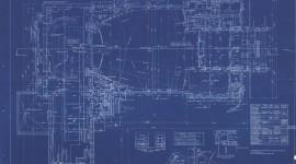 Blueprints Desktop Wallpaper For PC