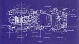 Blueprints Wallpaper For PC