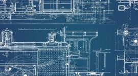 Blueprints Wallpaper Free