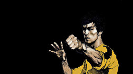 Bruce Lee Wallpaper Download Free