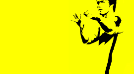 Bruce Lee Wallpaper For PC