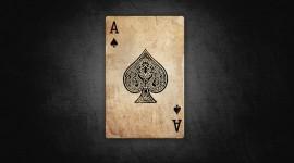 Card Ace Wallpaper Full HD