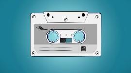 Cassette Desktop Wallpaper For PC