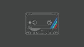 Cassette Desktop Wallpaper HD