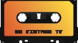 Cassette Wallpaper Background