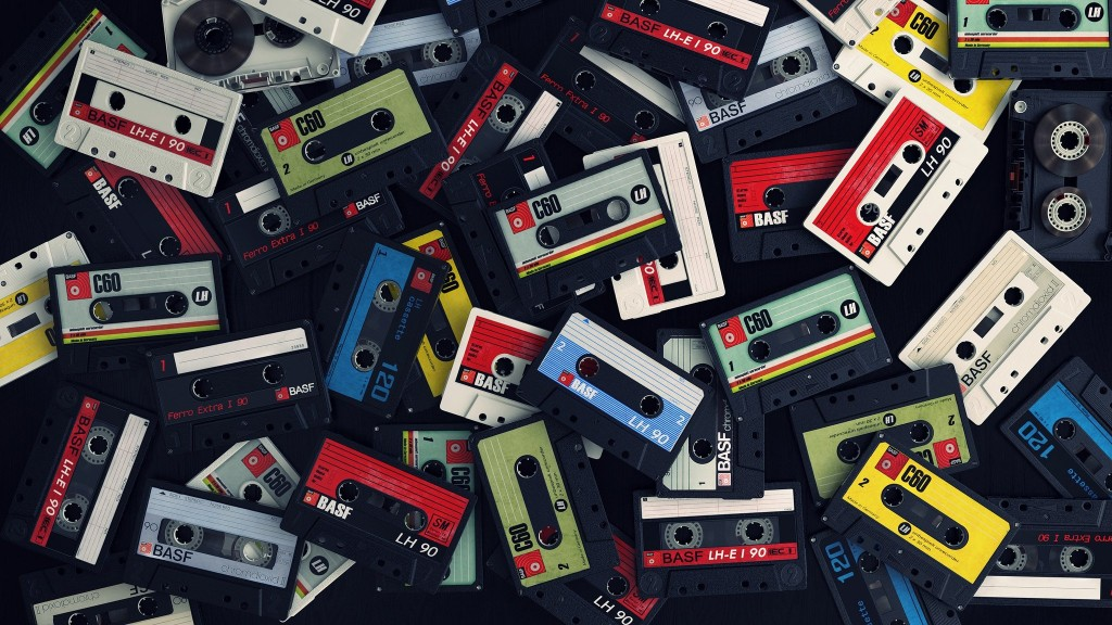 Cassette wallpapers HD