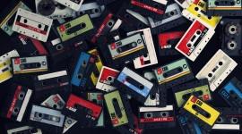 Cassette Wallpaper HD