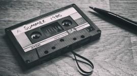 Cassette Wallpaper HQ