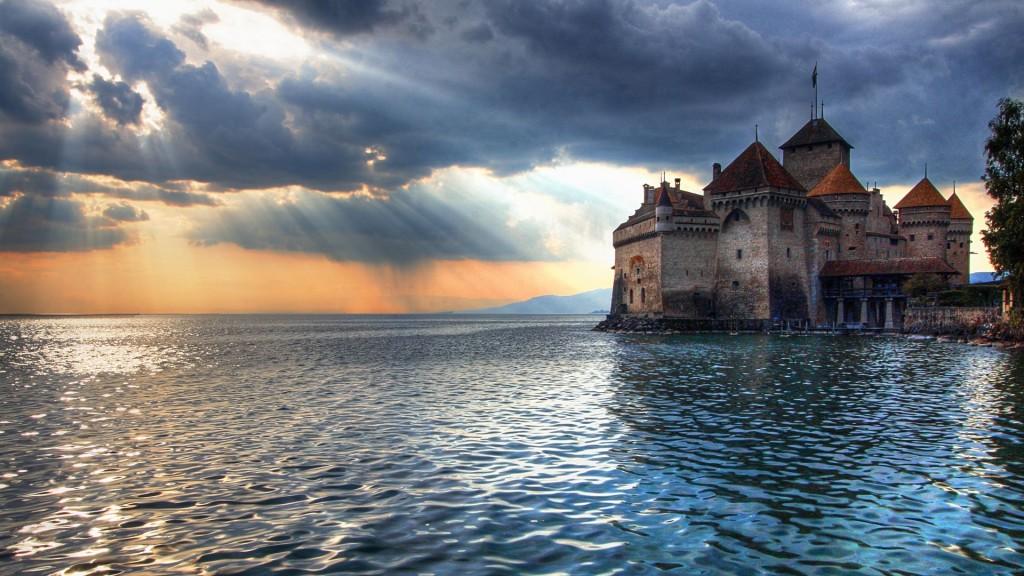 Castle Lake wallpapers HD