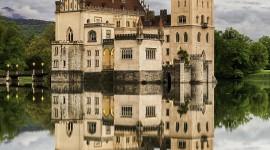 Castle Lake Wallpaper For Mobile#2