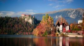 Castle Lake Wallpaper Gallery