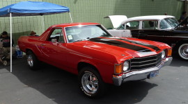 Chevrolet El Camino Desktop Wallpaper HQ