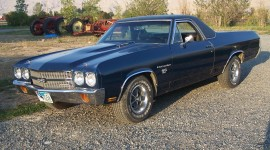 Chevrolet El Camino High Quality Wallpaper