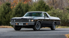 Chevrolet El Camino Wallpaper 1080p