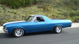 Chevrolet El Camino Wallpaper