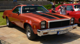 Chevrolet El Camino Wallpaper For Desktop