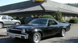 Chevrolet El Camino Wallpaper For PC