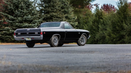 Chevrolet El Camino Wallpaper Full HD