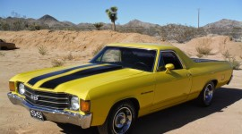Chevrolet El Camino Wallpaper HQ