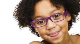 Children Glasses Photo