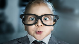 Children Glasses Wallpaper