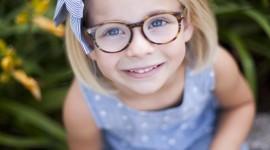 Children Glasses Wallpaper For Android
