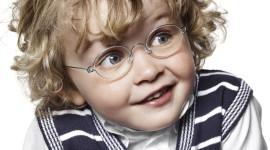Children Glasses Wallpaper For IPhone#1