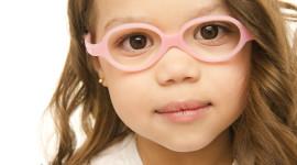 Children Glasses Wallpaper For PC