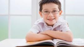 Children Glasses Wallpaper HQ