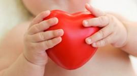 Children Hand Hearts Image