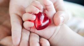 Children Hand Hearts Image Download