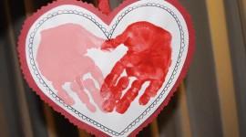 Children Hand Hearts Image#1