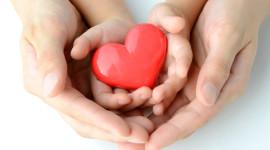 Children Hand Hearts Photo#2