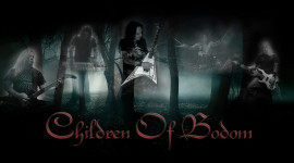 Children Of Bodom Desktop Wallpaper