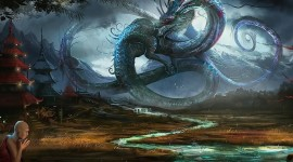 Chinese Dragon Best Wallpaper