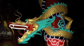 Chinese Dragon Wallpaper