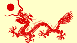 Chinese Dragon Wallpaper Background